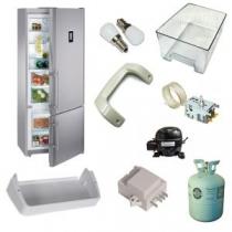 Виды запчастей для холодильников